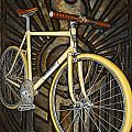 Demon Path Racer Bicycle by Mark Howard Jones