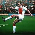 Dennis Bergkamp Ajax by Paul Meijering
