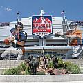 Denver Broncos Sports Authority Field by Joe Hamilton
