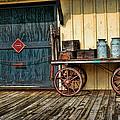 Depot Wagon by Kenny Francis