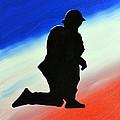 Desert Duty II Print by Alys Caviness-Gober