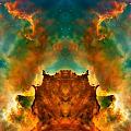 Devil Nebula by Jennifer Rondinelli Reilly - Fine Art Photography