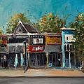 Dickson Street by Cari Humphry