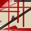 Different Dimensions 9 by Arie Van der Wijst