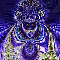 Digital Loop Entity by Jason Saunders