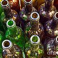 Dirty Bottles by Carlos Caetano