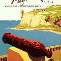 Discover Puerto Rico by Pg Reproductions