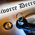 Divorce Decree by Olivier Le Queinec
