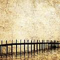 Dock 2 by Skip Nall