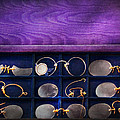 Doctor - Optometrist - Many Styles To Choose From  by Mike Savad