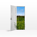Door To Nature by Aged Pixel