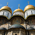 Dormition Cathedral - Square by Alexander Senin