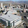 Downtown Salt Lake City by Bill Cobb