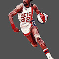 Dr. J by Charley Pallos