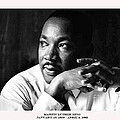 Dr. Martin Luther King Jr. by David Bearden