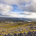 Dramatic Landscape Of The Aran Islands by Mark Tisdale