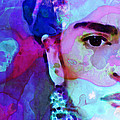 Dreaming Of Frida - Art By Sharon Cummings by Sharon Cummings