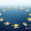 Drifting Europe by Carlos Caetano