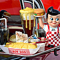 Drive-in Food Classic by Carolyn Marshall