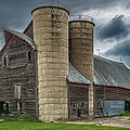 Dual Silos by Paul Freidlund