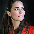 Duchess Of Cambridge by Martin Bailey