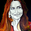 Duchess of Cambridge Poster by PRASENJIT DHAR