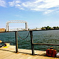 Duluth Docks by Danielle  Broussard