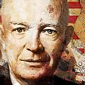 Dwight D. Eisenhower by Corporate Art Task Force