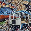 Dynamic Route 66 II by Ricardo Chavez-Mendez