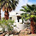 E. Stewart Williams Home Palm Springs by William Dey