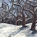 Early Snow by Grace Keown