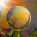 Easter Orb by Robin Moline