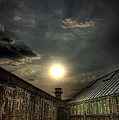 Eastern State Penitentiary Sunset by Kim Zier