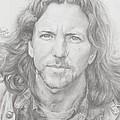 Eddie Vedder by Olivia Schiermeyer