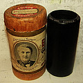 Edison Phonograph Cylinder 9750 Comic Song  Garibaldi  by Bill Cannon