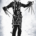 Edward Scissorhands - Johnny Depp by Ayse Deniz