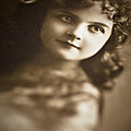Edwardian Young Girl by Jan Bickerton