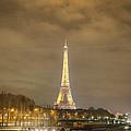Eiffel Tower - Paris France - 011339 by DC Photographer