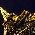 Eiffel Tower Paris France Side by Patricia Awapara