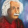 Einstein by Doris Cohen