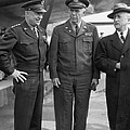 Eisenhower & Marshall 1944 by Granger