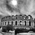 El Jem Colosseum 2 by Dhouib Skander