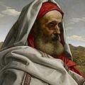 Eliezer Of Damascus by William Dyce
