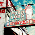 Elliston Place Soda Shop by Amy Tyler