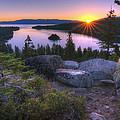 Emerald Bay by Sean Foster