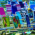 Empty Chairs by Garry Gay