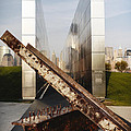 Empty Sky New Jersey September 11th Memorial by George Oze