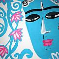 Enchanting Buddha  by Madhuri Krishna