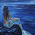 Enchanting Mermaid by Leslie Allen