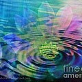 Energy Ripples by PainterArtist FIN